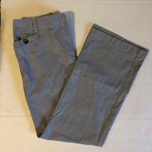 Ann Taylor Curvy Fit Flare Pants